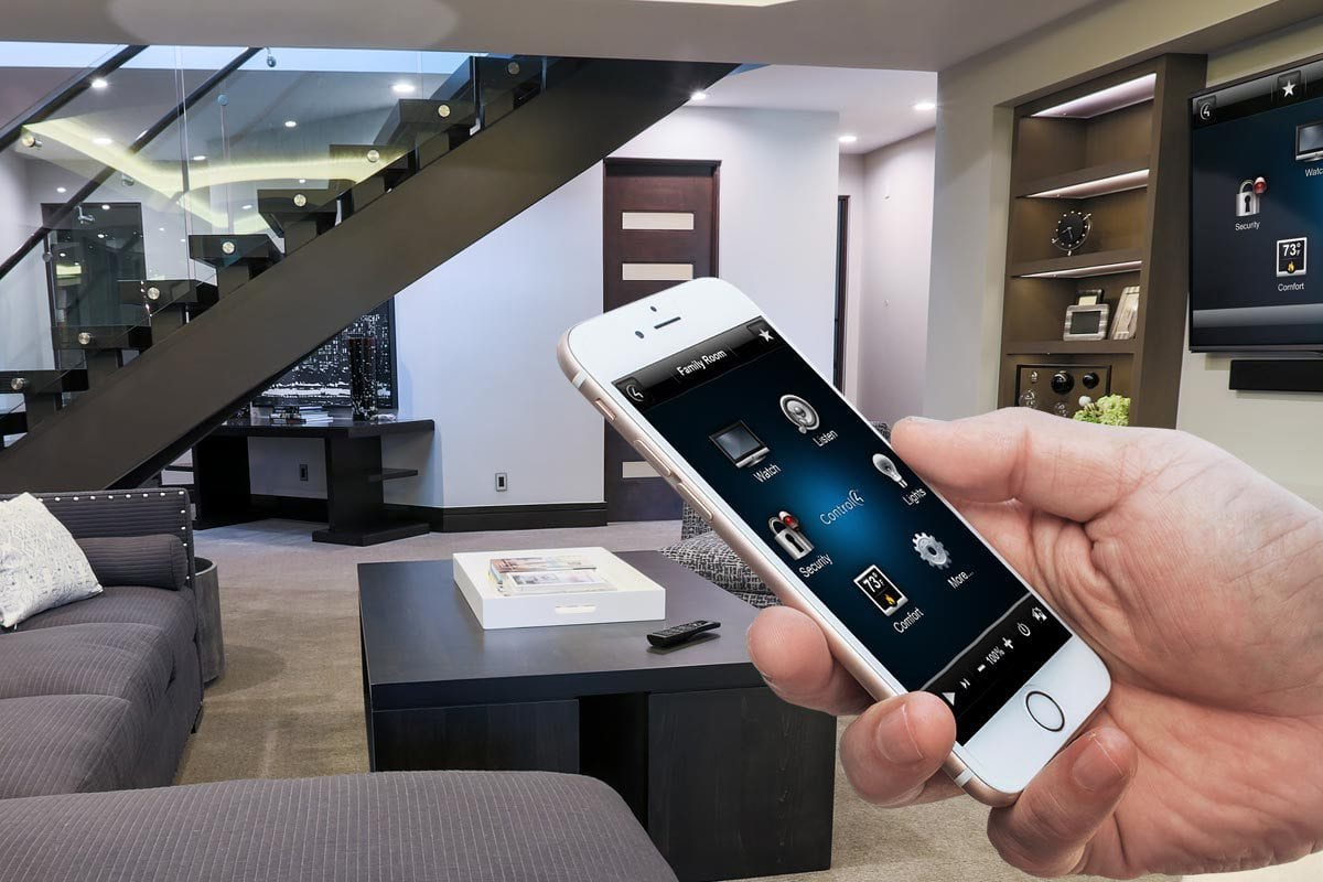 San Antonio Home Automation System