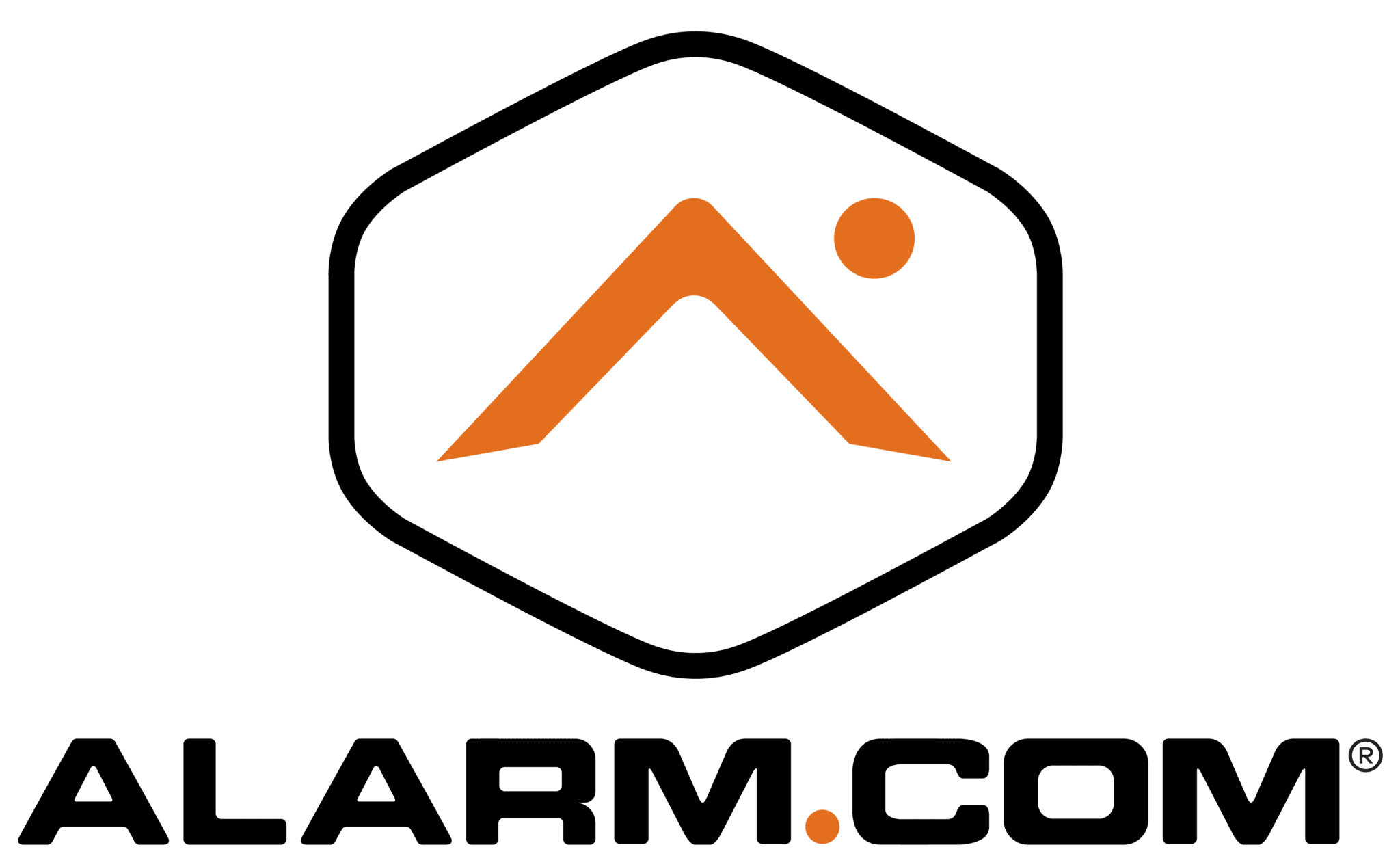 Alarm.com Logo San Antonio Home Security