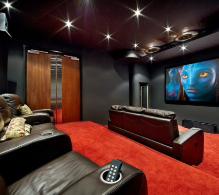 San Antonio Home Theater Installation