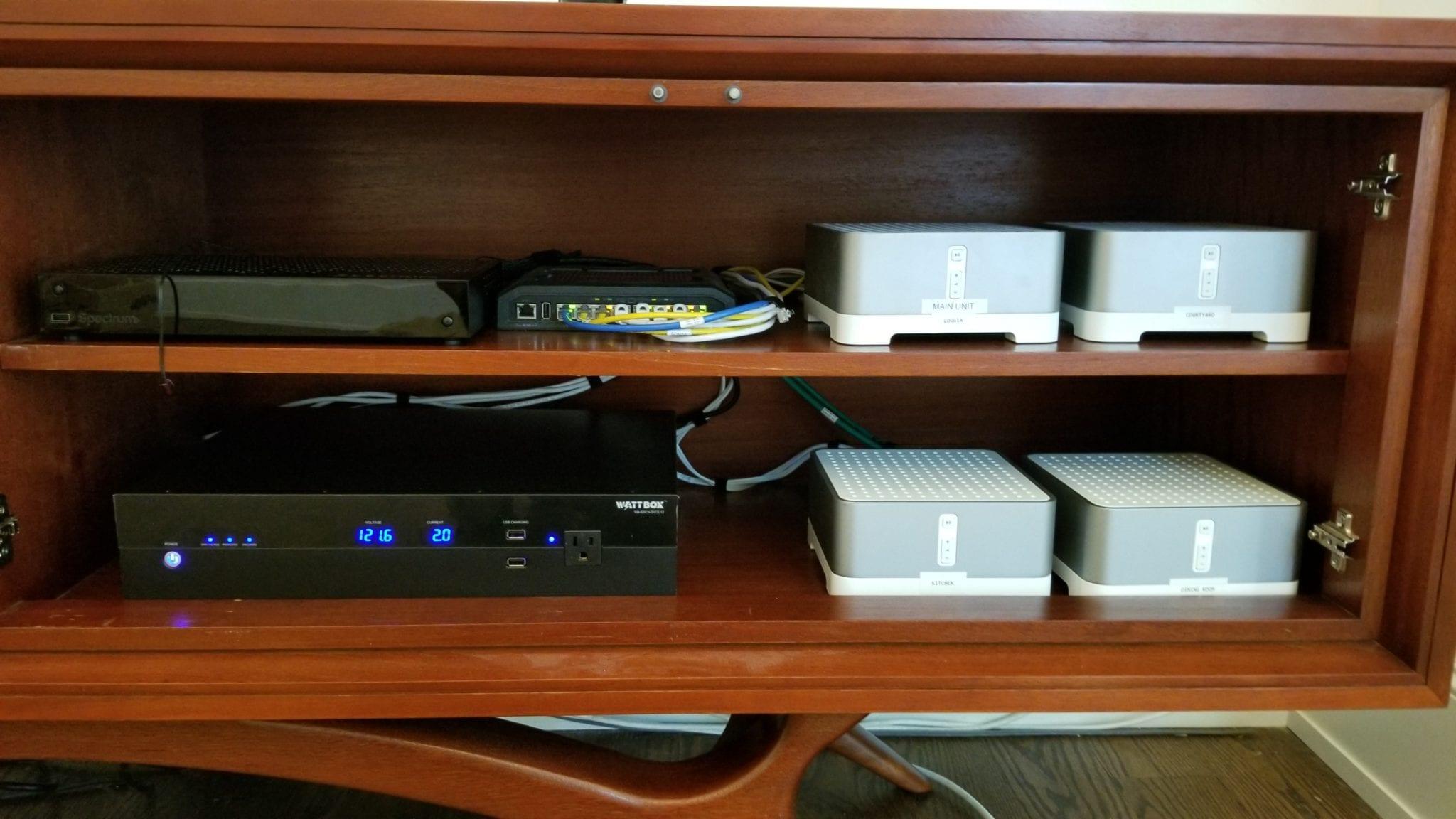 Alamo ranch 4k tv installation dominion design integration for San antonio home alarm