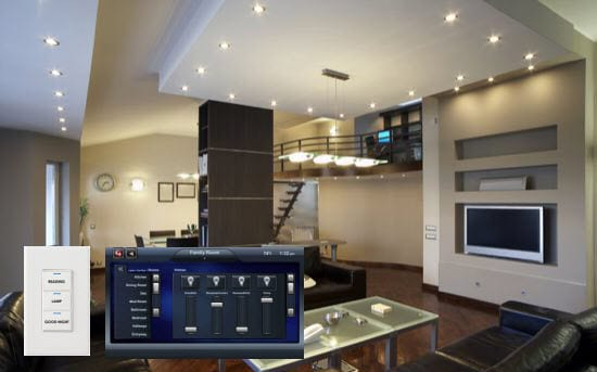 Hill Country Lighting Control Dominion Design Integration